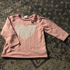 h&m 6-9mo sweater